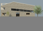 Architectural Rendering Greensburg